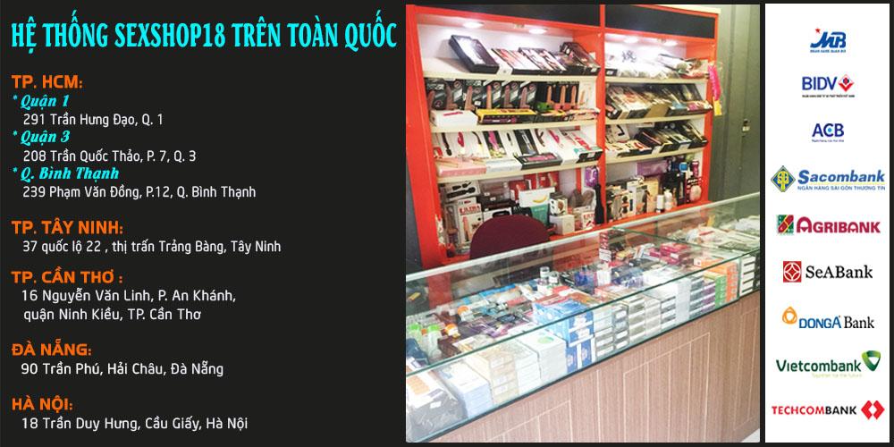 shop bán đồ chơi người lớn ở Cần Thơ